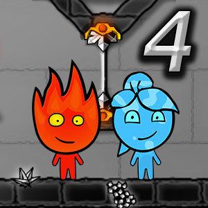 Fireboy and Watergirl 6 - Playnec - Free Games for Play