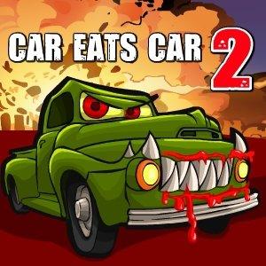 Car Eats Car 2 Mad Dreams Free Online Game Play Now Kizi