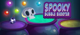 Source of Spooky Bubble Shooter Game Image